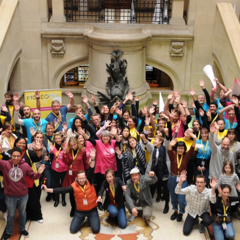 Museomix 2019 culture, innovation et collectivité